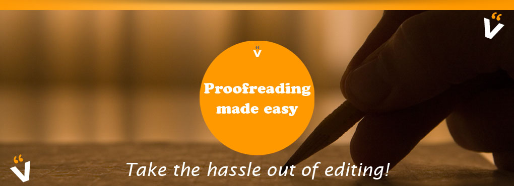 Business website proofreading services